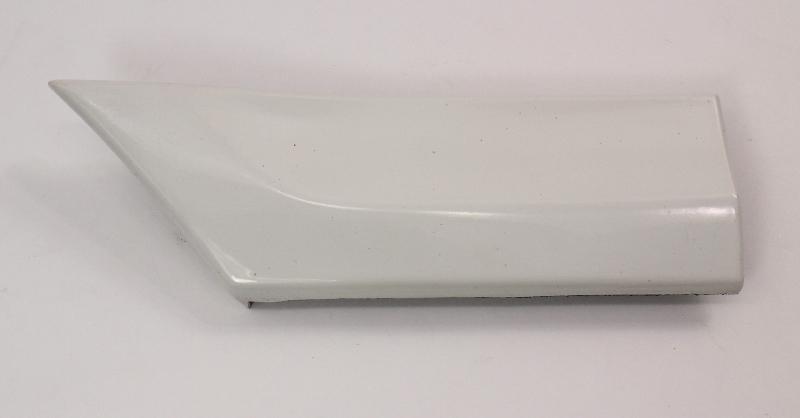 LH Front Small Fender Molding Trim 95-97 VW Passat B4 LB9A White - 3A0 853 517 A