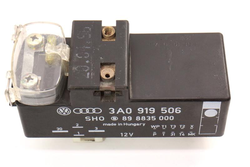 Cooling Fan Module 95-97 VW Passat B4 - Genuine - 3A0 919 506