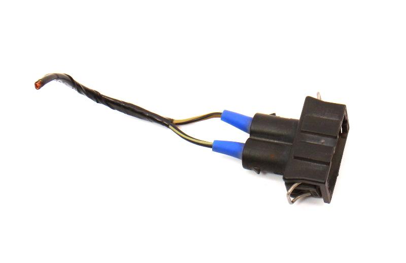 2 Pin Wiring Pigtail 90-99 VW Passat B3 B4 Jetta Golf GTI Mk3 - 357 951 772