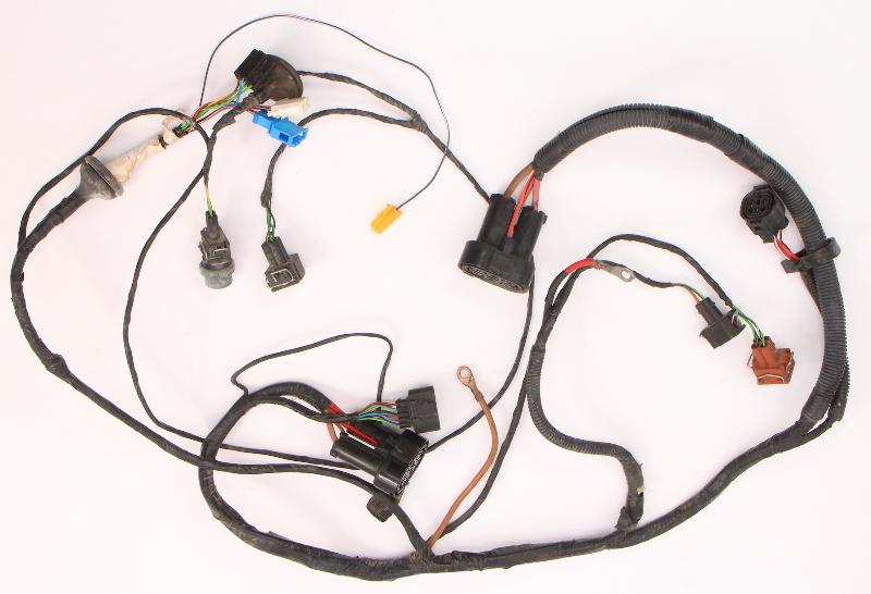 Electric Fan Motor Module Wiring Harness 95-97 VW Passat B4 VR6