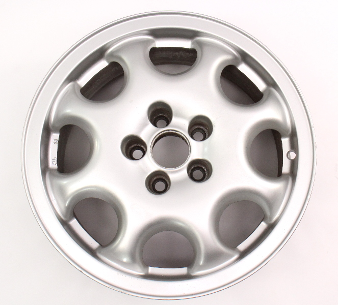 "15"" Alloy Wheel Aluminum Rim 95-97 VW Passat B4 5x100 VR6 GTI MK3 3A0 601 025 A"