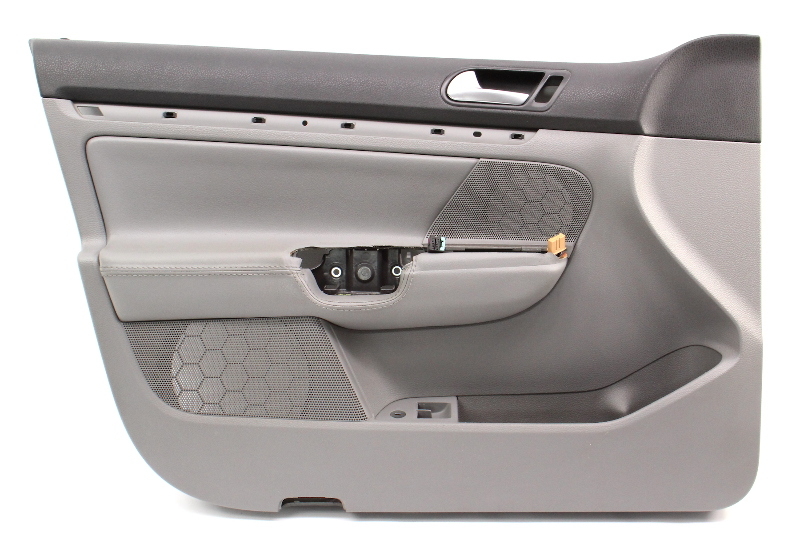 Driver Front Interior Door Panel Card 05-10 VW Jetta MK5 - Genuine - 1K4 868 109