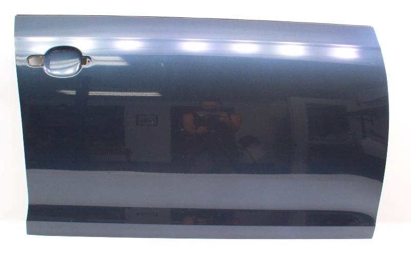 RH Front Door Shell Skin 05-10 VW Jetta & Sportwagen MK5 MK6 LC5F Blue - Genuine