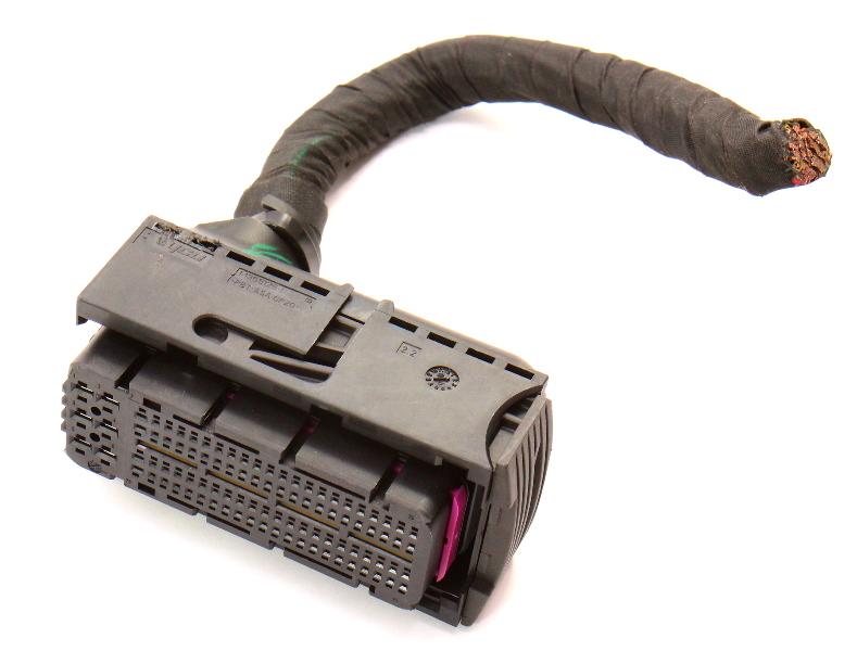 ECU Engine Computer Pigtail Plug 05-07 VW Jetta TDI BRM MK5 - 3C0 906 385