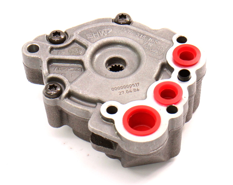 DSG Transmission Oil Pump 2006 VW Jetta MK5 TDI HXU - Genuine - 02E 315 105 A