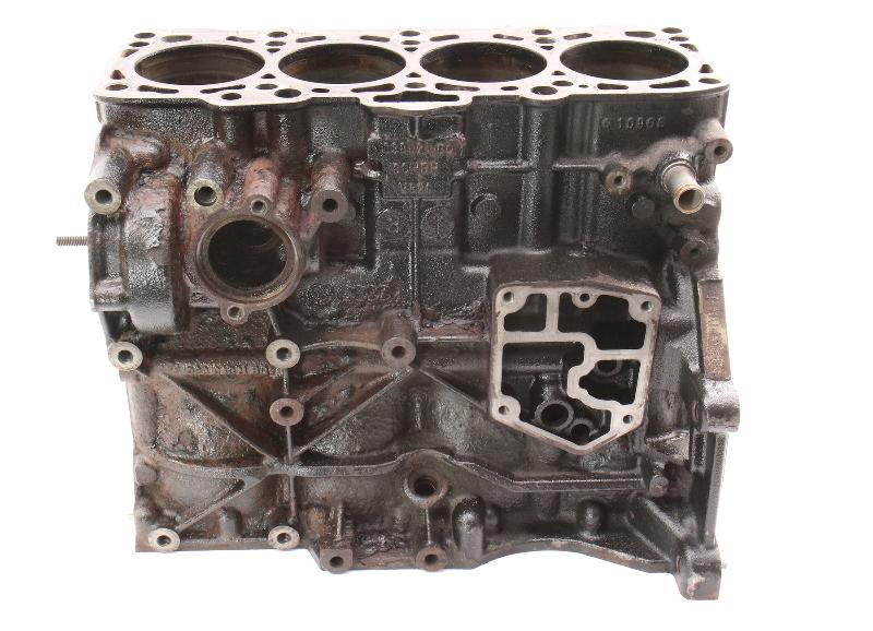 Bare Cylinder Block 05-07 VW Jetta MK5 Diesel 1.9 TDI BRM - 038 103 071 BQ