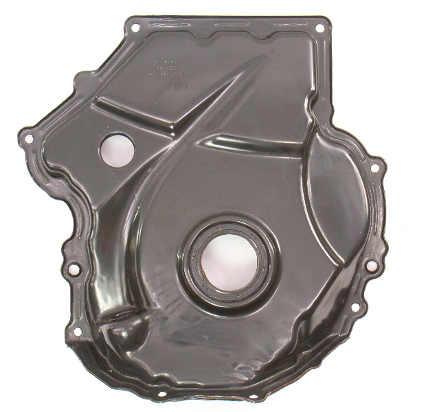 Lower Timing Cover 13-15 VW Jetta MK6 Passat Beetle 1.8T 2.0T - 06K 109 210 A