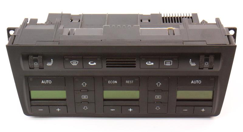 Climate Control Heater HVAC 00-03 Audi A8 S8 - Genuine - 4D0 820 043 Q