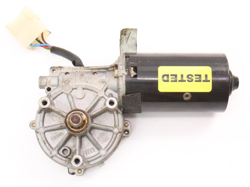 Windshield Wiper Motor 97-03 Audi A8 S8 D2 - Genuine - 4D1 955 113 C
