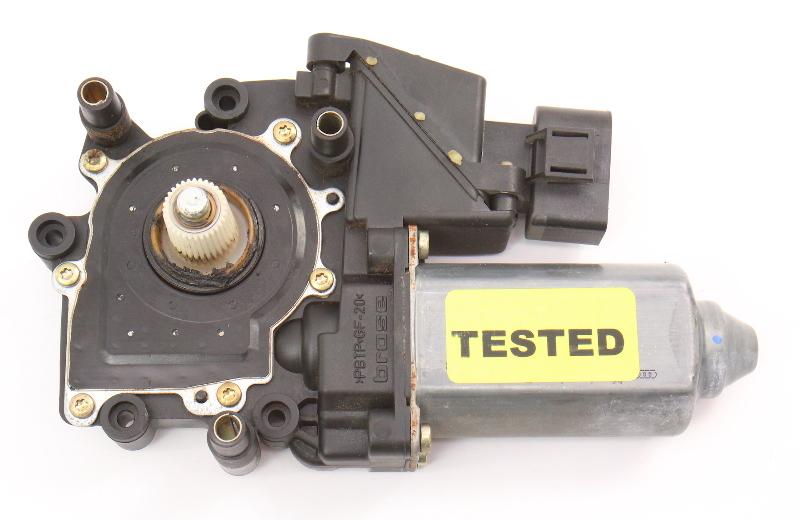 Driver Front Window Motor 97-03 Audi A8 S8 D2 - Genuine - 4D0 959 801 E