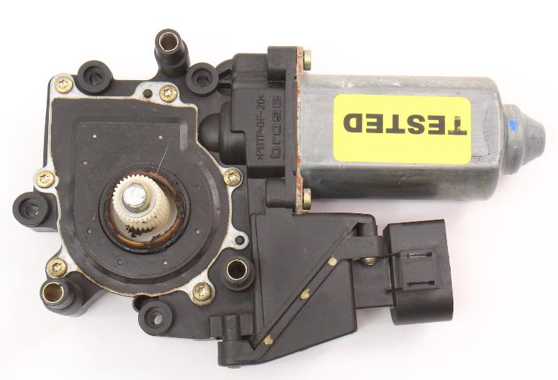 RH Front Window Motor 97-03 Audi A8 S8 D2 - Genuine - 4D0 959 802 E