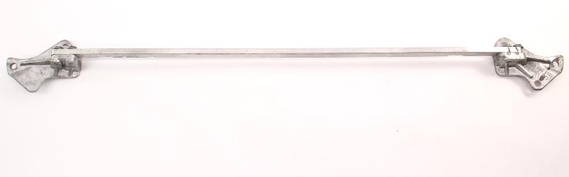 Front Upper Strut Brace Tower Bar 97-03 Audi A8 S8 D2 - Genuine - 4D0 805 772 E