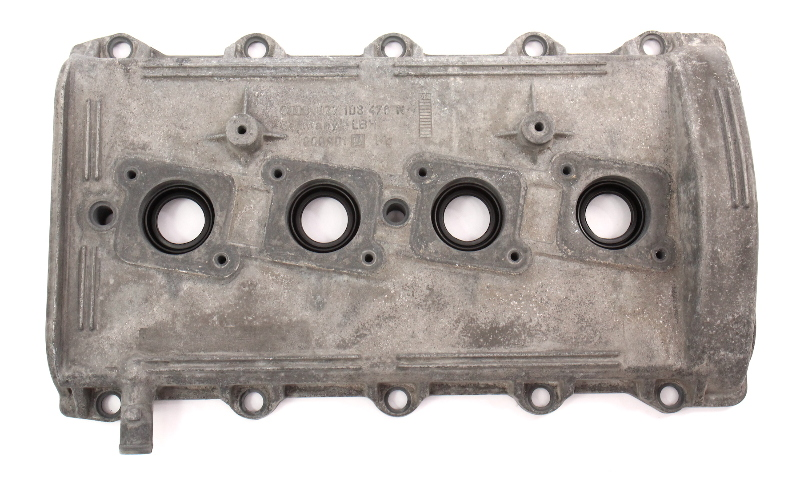 RH Valve Cover Audi A6 S6 C5 A8 S8 D2 Touareg 4.2 V8 - Genuine - 077 103 476 N
