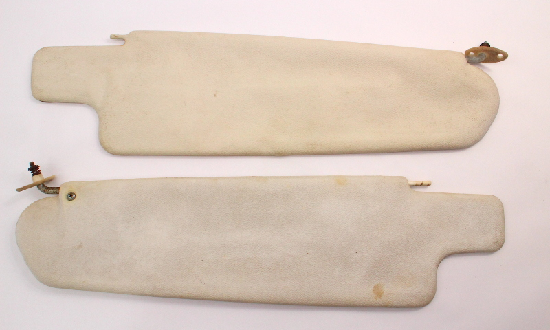 Sunvisor Sun Visor Pair Set 68-79 VW Bus Transporter Aircooled Bay Window