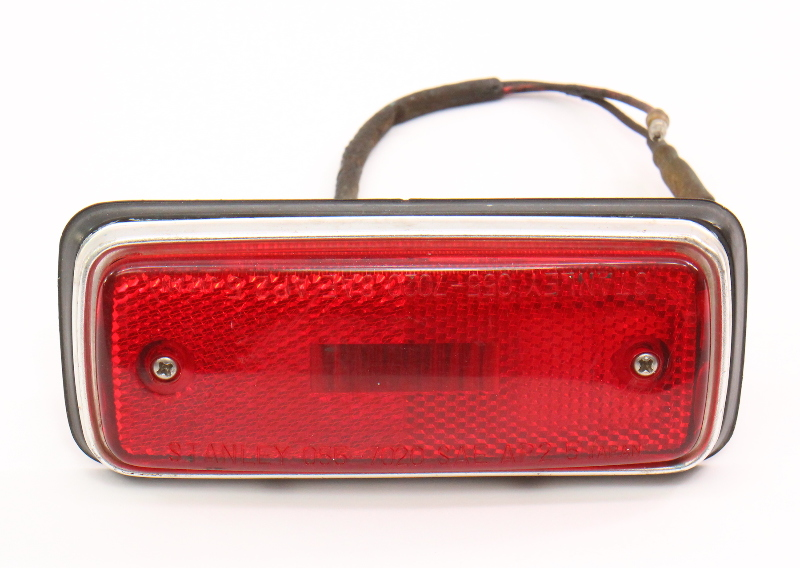 Rear Side Marker Light Lamp 76-81 Honda Accord - Genuine - 055-7021