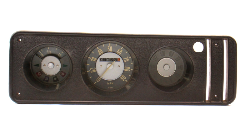 Gauge Cluster Speedometer 1970 VW Bus Transporter Bay Window T2 - 211 957 023 G