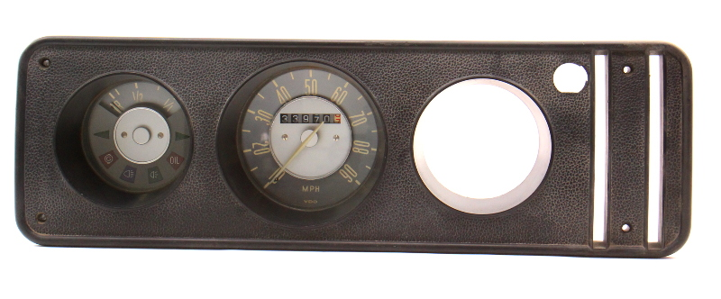 Gauge Cluster Speedometer 1969 VW Bus Transporter Bay Window T2 - 211 957 023 G