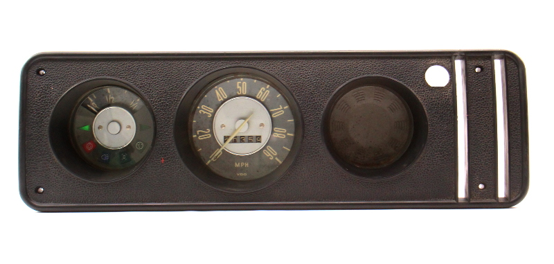 Gauge Cluster Speedometer 1968 VW Bus Transporter Bay Window T2 - 211 957 023 G