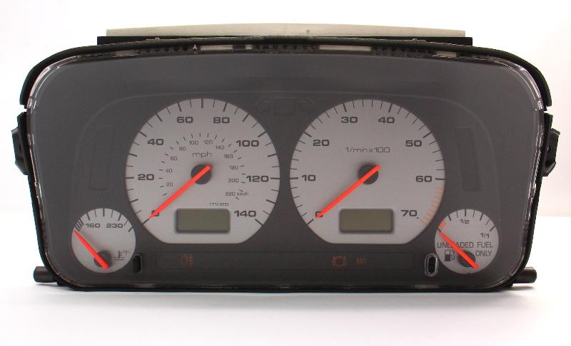 Gauge Instrument Cluster Speedometer 96-99 Jetta Golf Cabrio Mk3