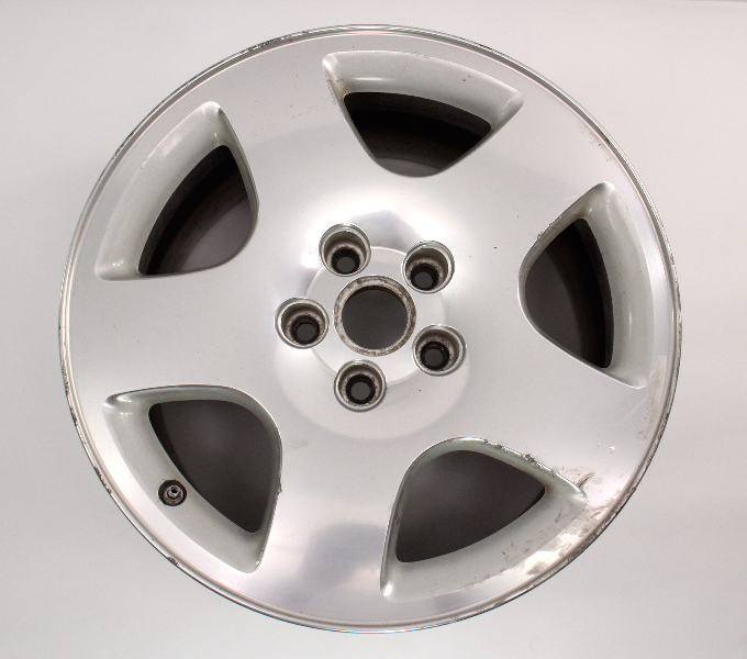 "17"" 5x112 Alloy Wheel Rim Stock 97-03 Audi A8 D2 - Genuine - 4D0 601 025 B"