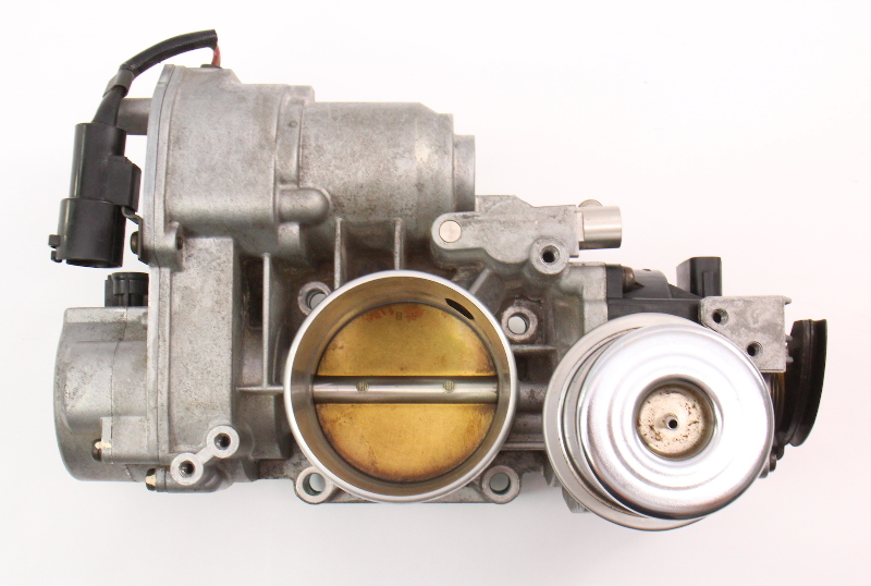 Throttle Body 97-99 Jaguar XJ8 Xk8 XJR Vanden Plus 4.0 V8 96J V9E926AG