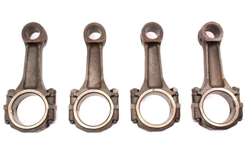 Connecting Rods Set 76-79 VW Bus Bay Window Transporter 2000cc FI GD