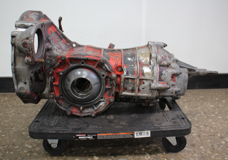 Swing Axle Manual Transmission 60-68 VW Beetle Bug Aircooled - A0721146