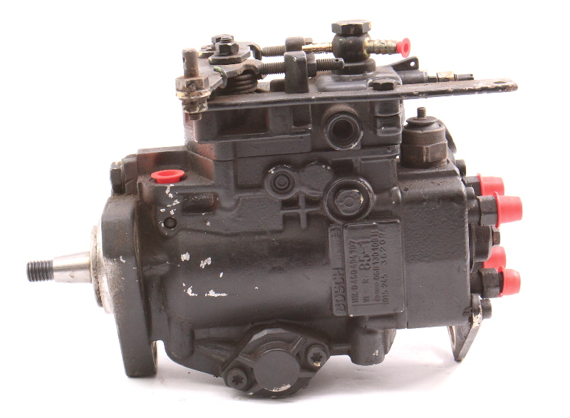 VW Diesel Bosch Fuel Injection Pump 94-96 ADK Industrial Engine - 068 130 108 H