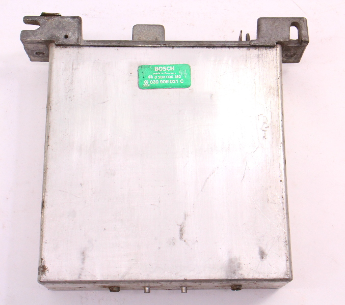 Engine Computer ECU ECM 77-83 VW Transporter Bus Vanagon AT FED - 039 906 021 C