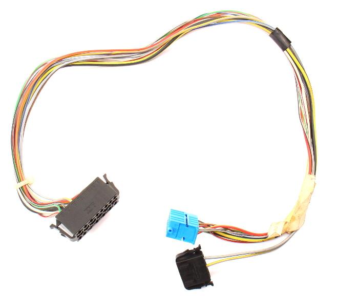 Headlight Switch Wiring Harness Plug VW Jetta Golf GTI Cabrio MK3 - Genuine