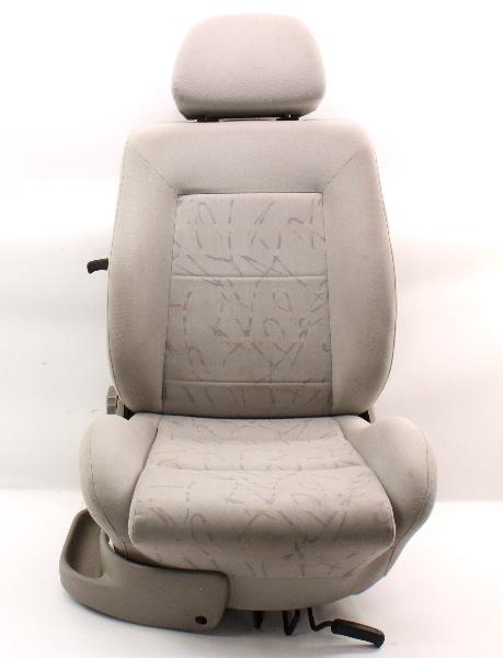 RH Front Bucket Sport Seat 1995 VW Cabrio Mk3 - Genuine