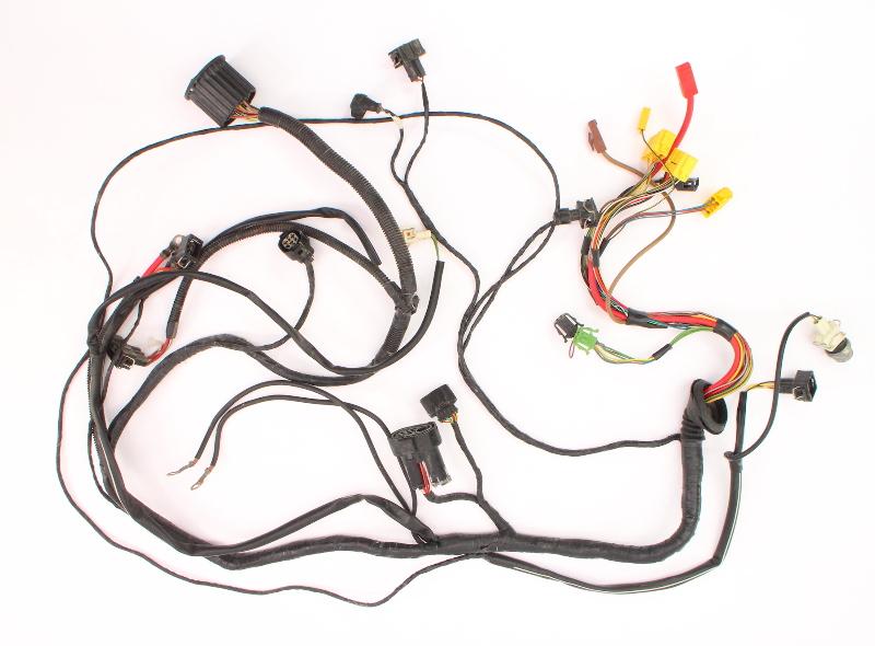 Fan Module Radiotor Wiring Harness 93-99 VW Jetta Golf GTI Cabrio MK3 -  Genuine   eBay   Beaver Wiring Harness      eBay