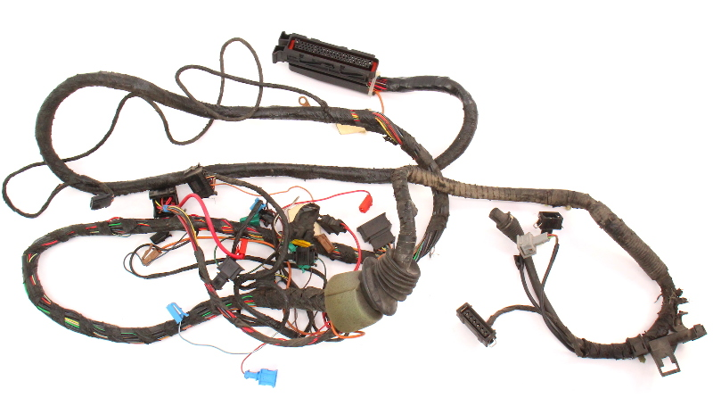 Automatic Transmission Wiring Harness DLZ 97-99 VW Jetta Golf Mk3 Cabrio 98-02