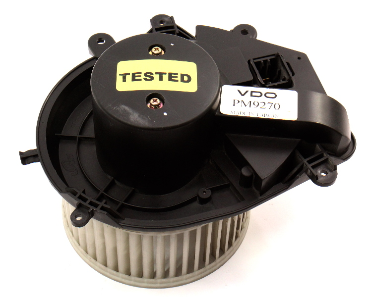 AC Heater Blower Fan 97-05 VW Passat B5 B5.5 Audi A4 - VDO 8D1 820 021