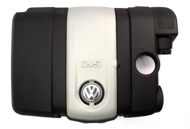 Engine Cover Air Intake Cleaner 08-10 VW Jetta Rabbit MK5 2.5 ~ 07K 129 601 E