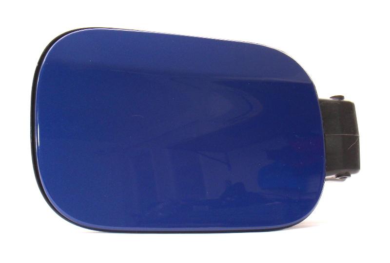 Fuel Gas Door Flap Cover 05-10 VW Jetta MK5 - LC5J Laser Blue - 1K5 809 857