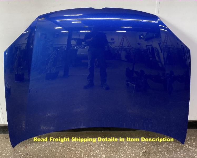 Genuine VW Hood Bonnet 05-10 VW Jetta MK5 - LC5J Laser Blue
