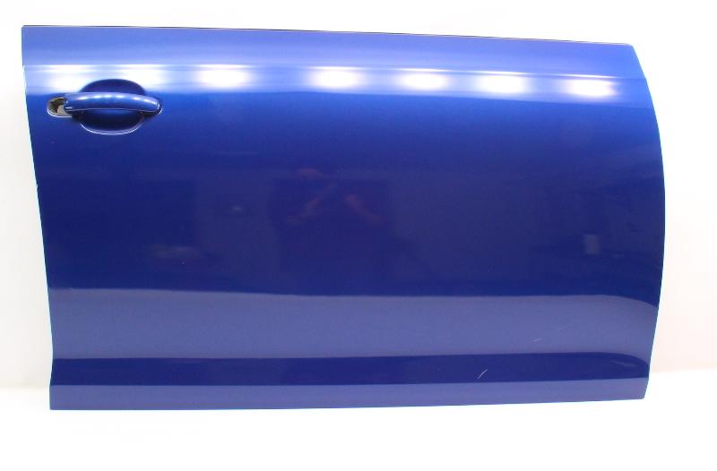 RH Front Door Shell Skin 05-10 VW Jetta & Sportwagen MK5 MK6 LC5J Blue - Genuine