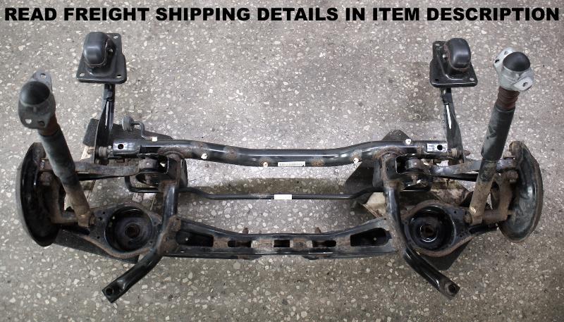 IRS Independent Rear Suspension Sub Frame 05-10 VW Jetta GTI Sportwagen MK5 ~