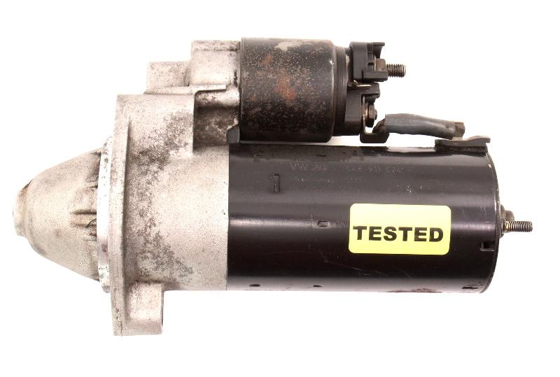 Starter 04-05 VW Passat TDI BHW Diesel Bosch - 0 001 110 138 / 068 911 024 F