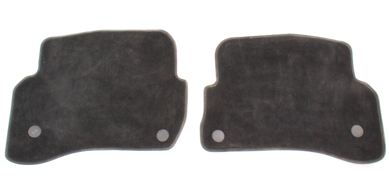 Rear Floor Mat Carpets 98-05 VW Passat B5 B5.5 - Genuine