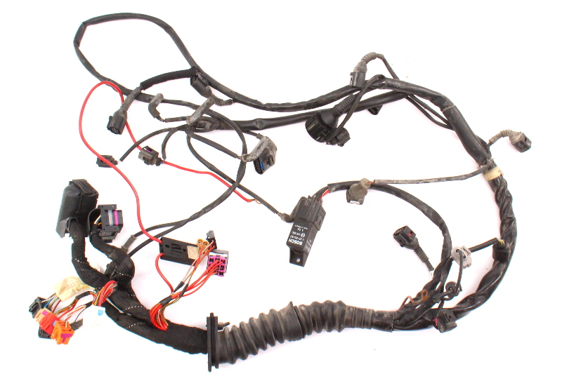 Engine Wiring Harness 04-05 VW Passat TDI BHW Diesel Genuine - 3B1 971 072 DQ