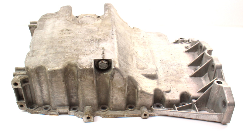 Oil Pan 04-05 VW Passat TDI Diesel BHW - Genuine - 03G 103 603 C