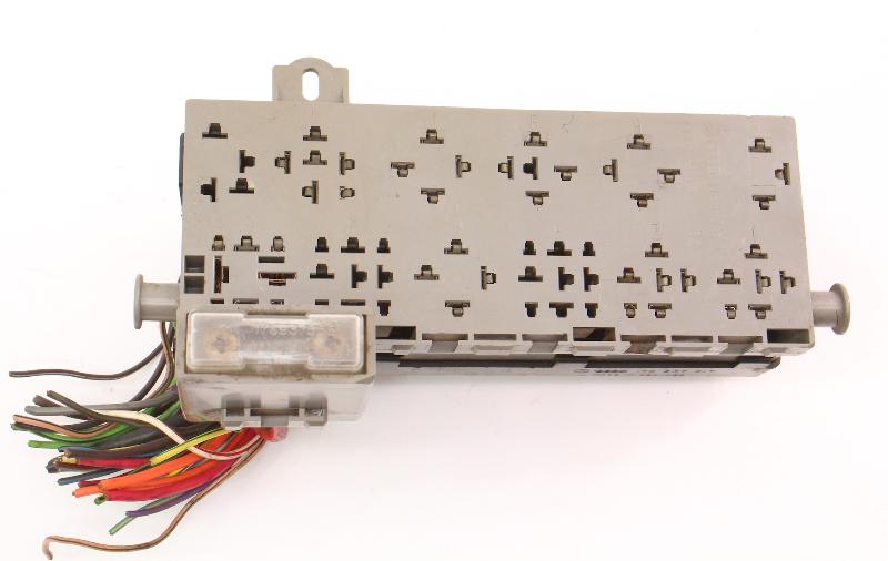 Dash Relay Panel Block 85-99 Vw Jetta Golf Gti Mk2 - Genuine