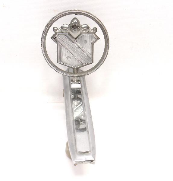 Hood Ornament Emblem 75-76 Buick Electra - Genuine - 1247883 A12707 D.L. AULD