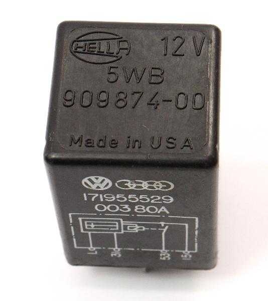 Rear Wiper Relay 75-84 VW Rabbit Scirocco MK1 Vanagon ~ 171 955 529