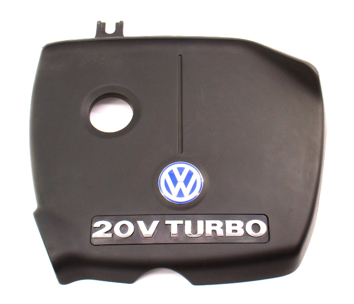 Plastic Engine Cover 99-05 VW Beetle 1.8T Turbo - Genuine - 1C0 103 925 A