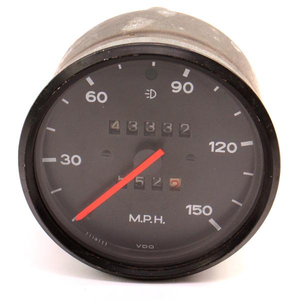150MPH Speedometer Speedo Gauge 74-76 Porsche 914 641 505 30