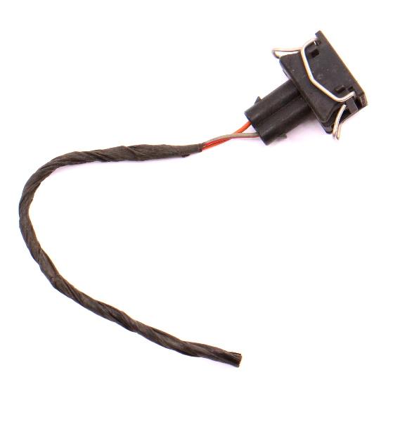 Bumper Side Light Wiring Plug Pigtail 93-99 VW Jetta Golf Cabrio MK3 357 972 752