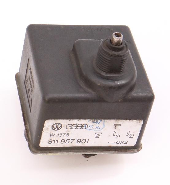 EGR Speedometer Counter Speed Box 82-85 VW Quantum - Genuine - 811 957 901